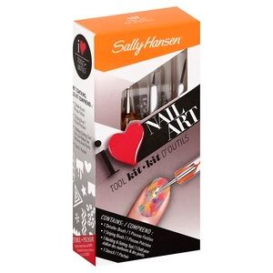 Sally Hansen I Heart Nail Art Tool Kit